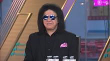 Kiss frontman Gene Simmons on pot, touring and the Middle...