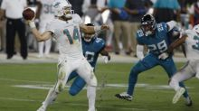 Foot US - NFL - Les Miami Dolphins obtiennent leur premier succès de l'année