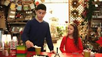 Kids Swindle Customers at Hot Cocoa Stand