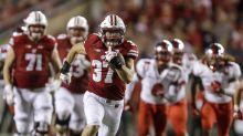 No. 14 Wisconsin's rushing attack adapting to a new era