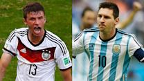 World Cup final predictions