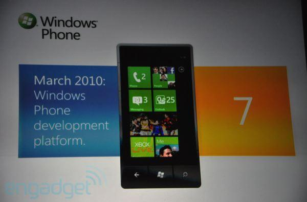 Windows Phone 7 update with copy and paste, CDMA support coming in 'early March'