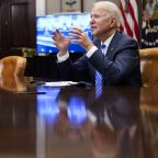 Biden signals support to replace war power authority