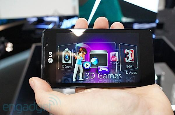 LG Optimus 3D Max hands-on (video)