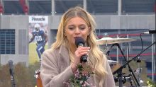 Kelsea Ballerini performs 'I Hate Love Songs' live from Nashville