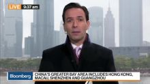 China's Greater Bay Area Ambitions