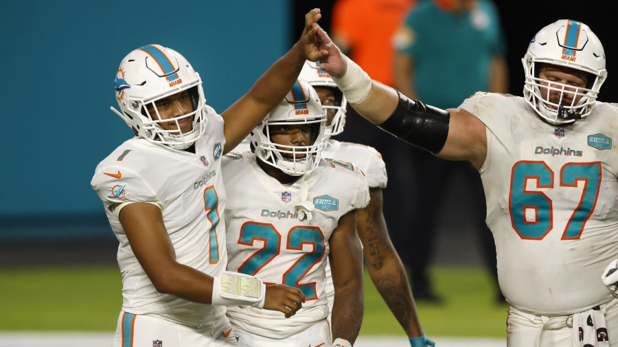 Why Tua's time has arrived for the Dolphins