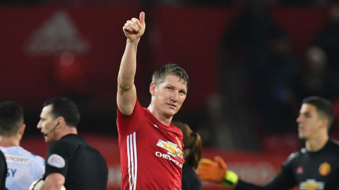 Money Isn't Everything! MLS-Bound Schweinsteiger Agreed to Wave Contract Payout From Man Utd