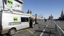 Russia's RT faces seven investigations in Britain over broadcasts since Skripal case