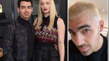 Joe Jonas has 'saved 2020' with his new platinum blonde buzz cut