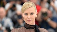 Charlize Theron opens up about the bittersweet joy of working on a female-centric movie set