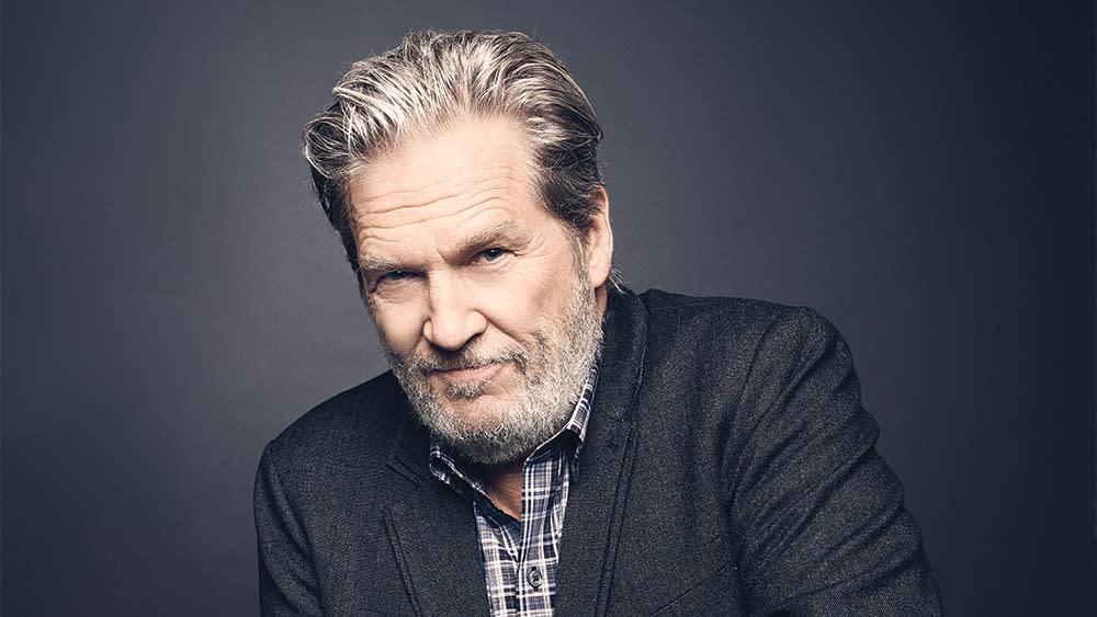 Jeff Bridges Announces Lymphoma Diagnosis
