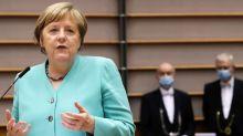 """Merkel: """"La pandemia no puede ser combatida con mentiras; el populismo está mostrando sus límites"""""""
