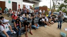 Protesters sit-in at Brazil miner Vale dam burst site, demand aid extension