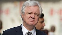 David Davis: the UK secretary of state for badly needing a lie-down | John Crace