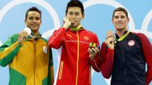 Olympic gold medallist banned in shock new swimming scandal