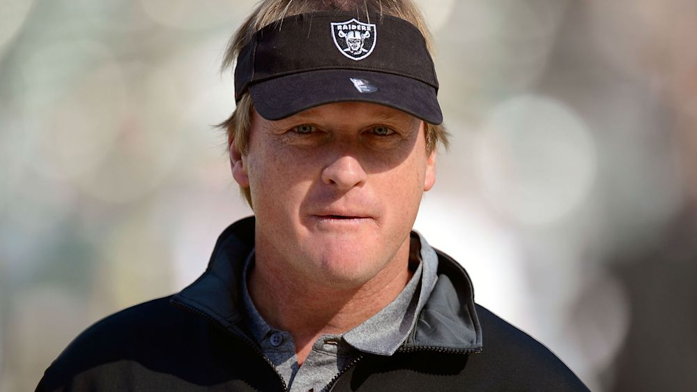 Jon Gruden has 'a lot to prove' upon Raiders return