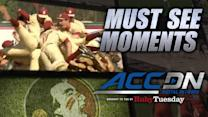 #10 Florida State Wins on Walk-Off Throwing Error   ACC Must See Moment