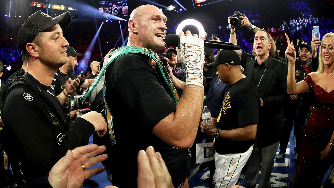 'He is a warrior': Tyson Fury's classy tribute to battered Deontay Wilder