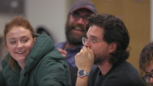 The Game Of Thrones documentary trailer is here, and Kit Harington is really sad about something