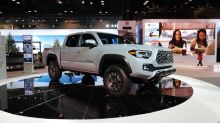2020 Toyota Tacoma piles on the tech in Chicago