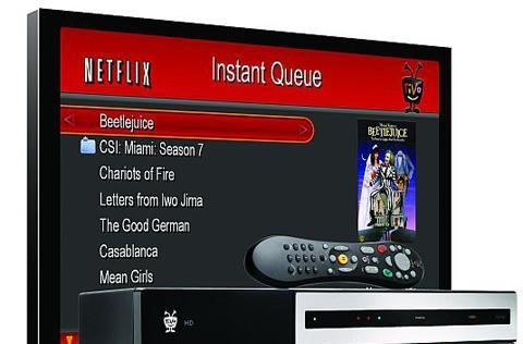 Netflix HD streaming comes to TiVo