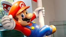 Nintendo is trying to make inroads in China's big gaming market by giving Mario over to a rival