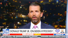 Donald Trump Jr. claims if his name was Hunter Biden he'd 'be a really rich guy'