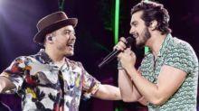 Wesley Safadão e Luan Santana farão live especial de São João juntos