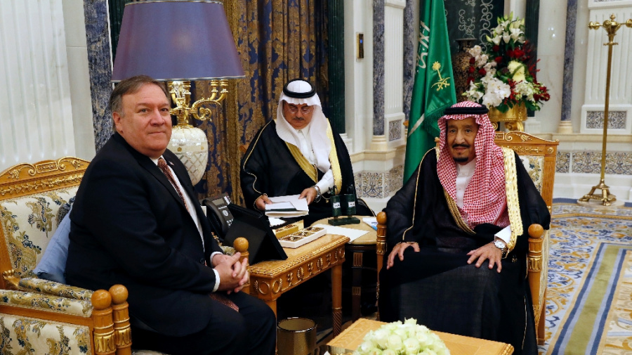 U.S.: Saudi Arabia denies killing missing journalist