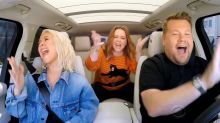 Melissa McCarthy gets diva tips from Christina Aguilera on 'Carpool Karaoke'