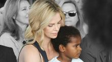 Twitter Users Shame Charlize Theron for Letting Her Son Wear an Elsa Costume