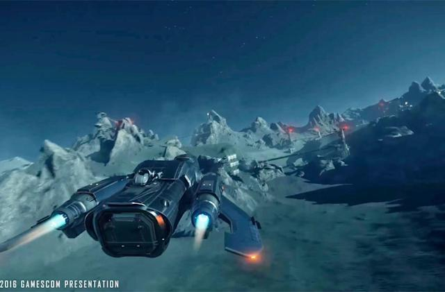 'Star Citizen' presentation hints the game is coming together