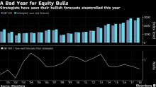 Credit Suisse Cuts Most Bullish S&P 500 Target After Sell-Off