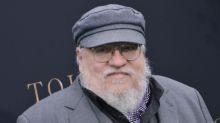 """George R. R. Martin lässt sich vom""""Game of Thrones""""-Finale nicht beirren"""