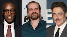 Avengers, Black Widow and Star Wars actors join star-studded heist movie