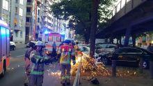 Polizei und Verkehr: Das geschah in der Nacht zu Montag in Berlin