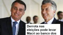 8 provas de que o Bolsonaro está virando o Mick Jagger brasileiro