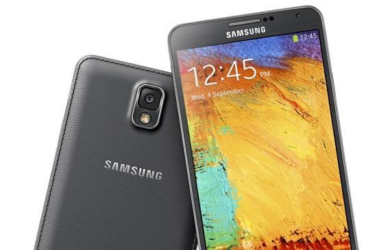 Galaxy Note 3 and Galaxy Gear smartwatch for Sprint: ships October 4th with 'unlimited data for life'
