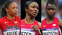 Who will be the world's fastest woman?