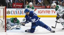 Where has the scoring gone for the Maple Leafs in Toronto?