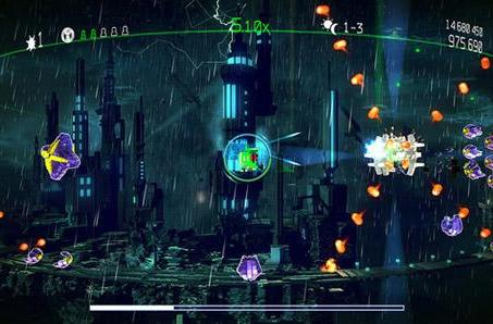 PSA: Resogun 'Heroes' DLC out today
