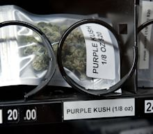 Pot smokers stock up for pandemic on 'the vice of choice when alone'