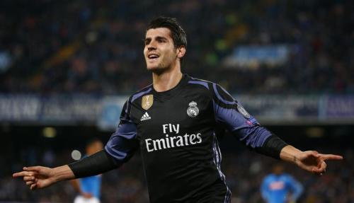 Sans la BBC, Morata brille et le Real reprend la tête
