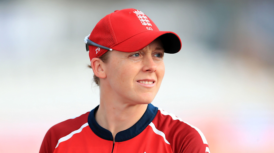 Heather Knight looking forward to England's return to ODI action in New Zealand