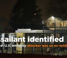 Montenegro police: US Embassy attacker ex-soldier