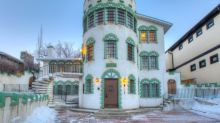 'We don't have many castles in Calgary,' and this one's for sale