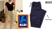 Aldi's $17 linen pants a hit: 'So nice!'