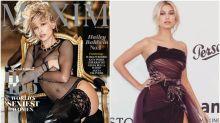 Hailey Baldwin es la mujer más sexy del mundo, según Maxim