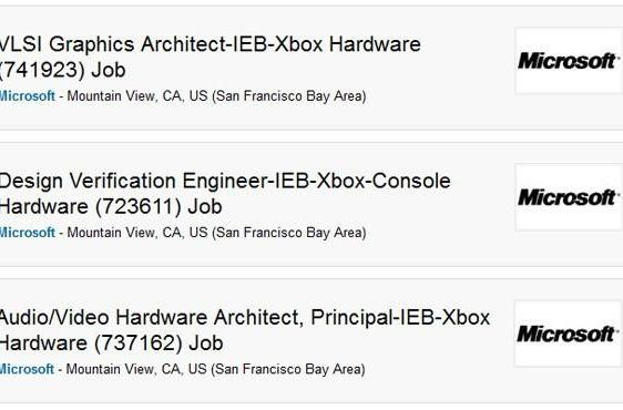 Microsoft goes on a hiring spree for new Xbox hardware devs, staffing up for next console push?